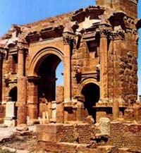 Thành cổ Timgad (Algerie)