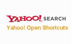 Tìm kiếm nhanh với Yahoo Search Shortcut
