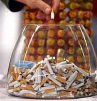Kẹo giúp cai thuốc lá