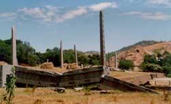 Thành phố Aksum (Éthiopie)