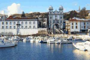 Hải cảng Angra do Heroísmo - Bồ Đào Nha