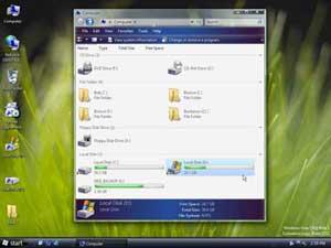 """Coi chừng """"tự vạch áo"""" với Windows Vista"""