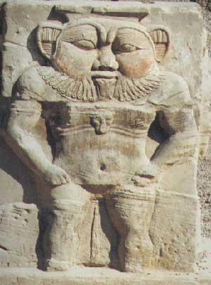 Người lùn được tôn trọng trong Ai Cập cổ