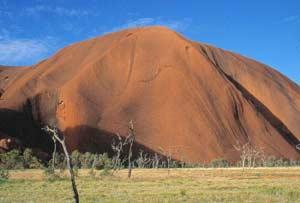 Ayers - hòn đá khổng lồ