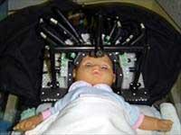 Máy quét não cầm tay giúp cứu chữa trẻ sơ sinh