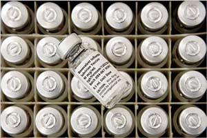 Sản xuất siêu tốc vắc-xin H5N1