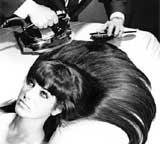 Giải mã bí ẩn về tóc xoăn, tóc thẳng