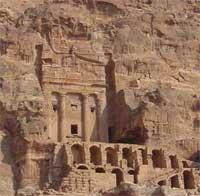Thành phố cổ Petra (Jordanie)