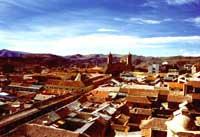 Xóm nhỏ Potosi (Bolivie)