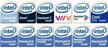 Intel sẽ thay đổi logo vào năm 2006