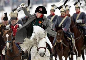 Quân đội của Napoleon tan rã vì chấy rận
