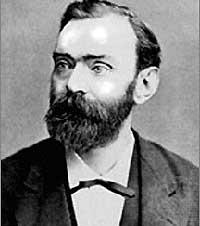 Alfred Bernhard Nobel - Cậu bé chỉ học có một năm