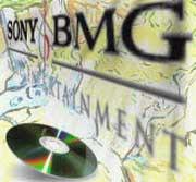 """Sony đền bù CD """"rootkit"""""""