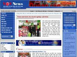 Website Đài Tiếng nói Việt Nam bị mất tên miền?