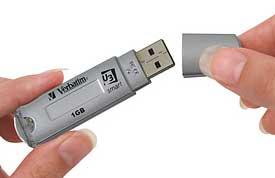 U3: chạy ứng dụng ngay trên ổ USB