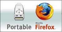 Portable Firefox 1.5: Trình duyệt di động