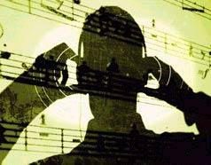 Nghe nhạc to dễ bị u