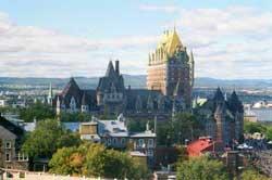 Khu lịch sử Québec (Canada)