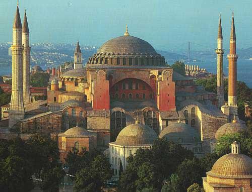 Nhà thờ Hagia Sophia