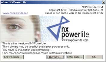 NXPowerLite - Tối ưu hóa để giảm dung lượng cho các file PowerPoint