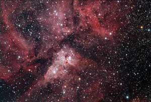 Tinh vân Orion, chiếc nôi đầy xáo trộn