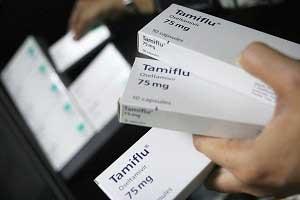 Không nên quá tin tưởng vào Tamiflu