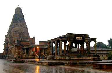 Ngôi đền ở Tanjavur