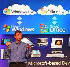 """Microsoft đã sẵn sàng """"kéo cò"""" Office Live"""