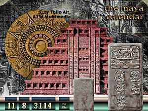 Toán học của người Maya
