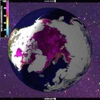 Khí hậu toàn cầu ấm kỷ lục trong năm 2005