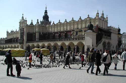 Krakow - Kinh đô cổ xưa của Ba Lan