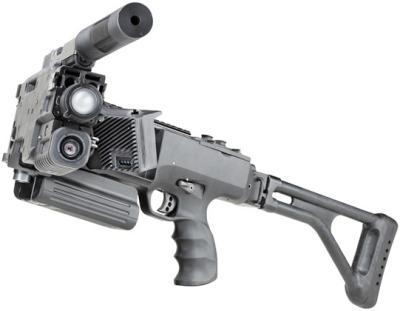 Corner Shot - súng bắn vòng qua góc tường