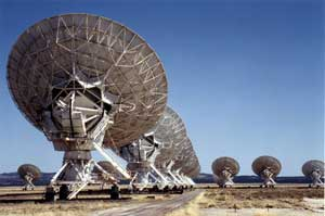 Thiên văn vô tuyến và những ăngten khổng lồ