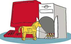 Cẩn trọng với Trojan núp danh hãng bảo mật
