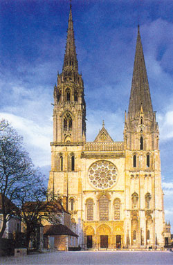 Thánh đường Chartres