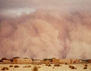 Khí hậu sa mạc