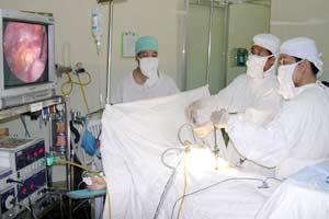 Mổ nội soi - lựa chọn số 1 của bác sĩ lẫn bệnh nhân