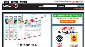MediaMax: Dịch vụ Web mới từ Streamload