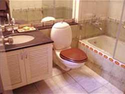Nhà tắm tự làm sạch