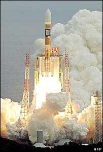 Nhật phóng vệ tinh vào vũ trụ