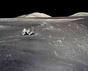 Bay đến Mặt Trăng chỉ trong ít phút