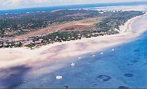 Eo biển dài nhất - Eo Mozambique