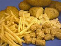Khoai tây làm tăng nguy cơ mắc bệnh tiểu đường