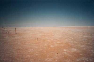 Hồ ẩn hiện - Hồ Eyre
