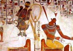 Ngôi đền mặt trời toả sáng tại Cairo