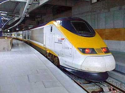 Đường sắt cao tốc ở châu Âu