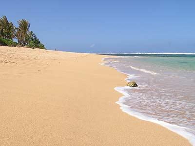 Đảo quỷ gầm - Đảo Kauai