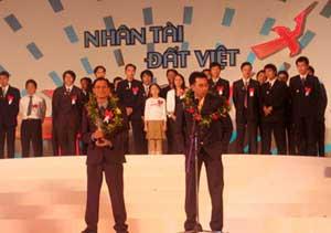 Phát động cuộc thi Nhân tài đất Việt 2006
