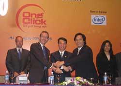 Microsoft, VDC và CMS ra mắt chương trình One Click