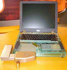 Pin nhiên liệu cho laptop sắp xuất hiện trên thị trường